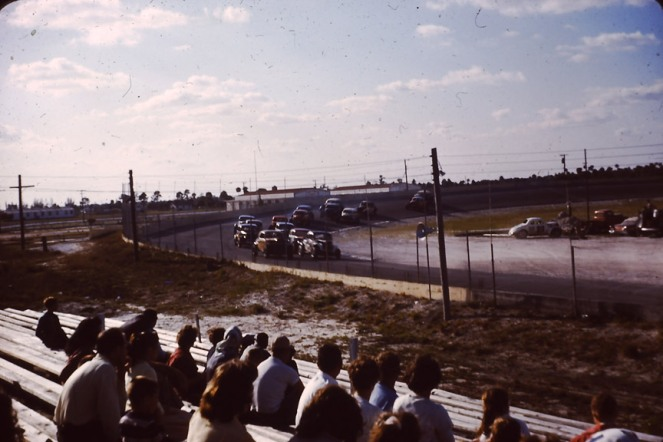 1958 Stock Car Race, Florida