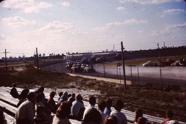 1958 Stock Car Race, Florida