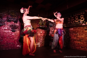 Mother's Day Burlesque at the Bier Baron!   Silly Human Tricks Photography