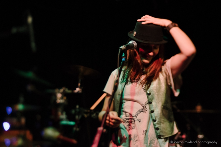 Frenchy and the Punk at The Black Cat, DC - Devon Rowland Photography